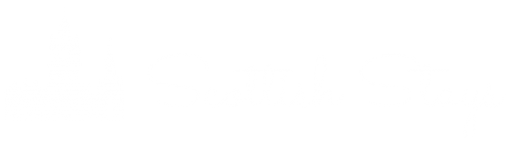 Scottish Stays logo white